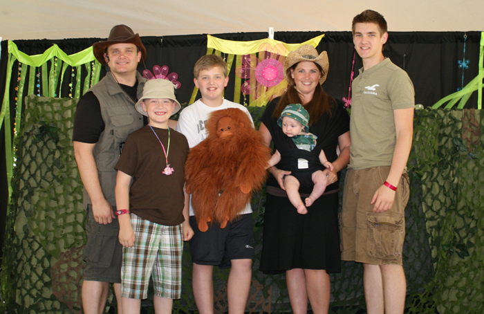 Team Family - Dallas - Fort Worth - Birthday Parties and Childrens Entertainment
